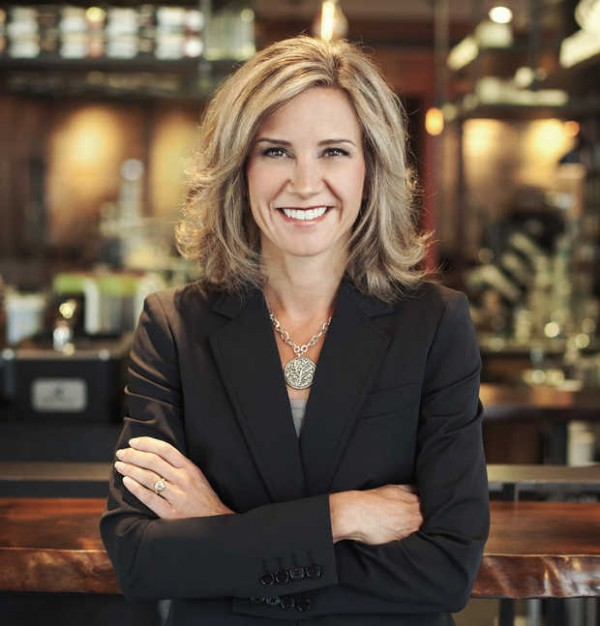 Starbucks President Michelle Gass, sets her alarm for 4:30 AM to go running.