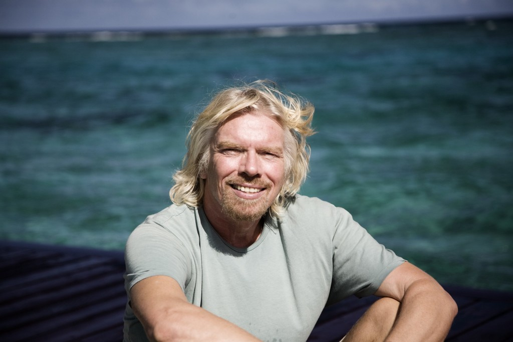 Richard Branson, founder of Virgin, wakes up at around 5:45 AM in the morning, even when staying at his private island, leaving the curtains drawn so the sun gets him up. He does his best to use those early hours to exercise before an early breakfast and getting to work.