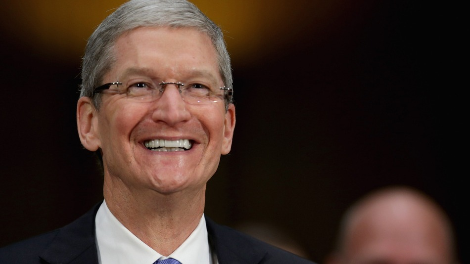 Apple CEO, Tim Cook, is known for getting up andsending out company emails at 4:30 in the morning. By 5 AM he can be found in the gym. And he works late too, priding himself on being the first in the office and the last out.