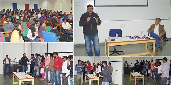 Lecture Series 2016 - Social Entrepreneurship - EDI India