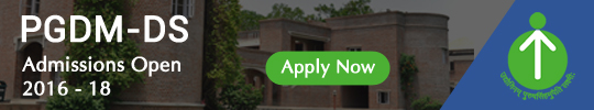 PGDM DS Admissions Open - EDII