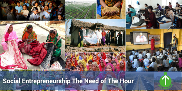 Social Entrepreneurship The Need of The Hour - EDII