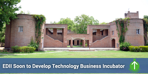 EDII Soon to Develop Technology Business Incubator