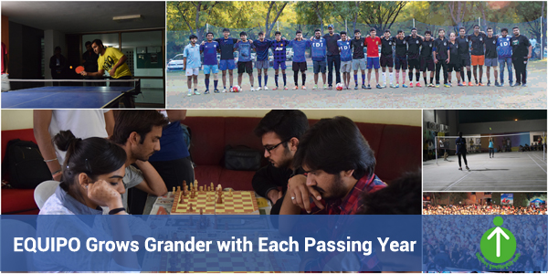 EQUIPO Grows Grander with Each Passing Year - EDII Ahmedabad