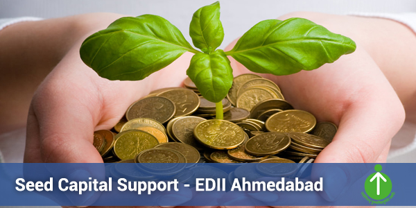 Seed Capital Support - EDII Ahmedabad